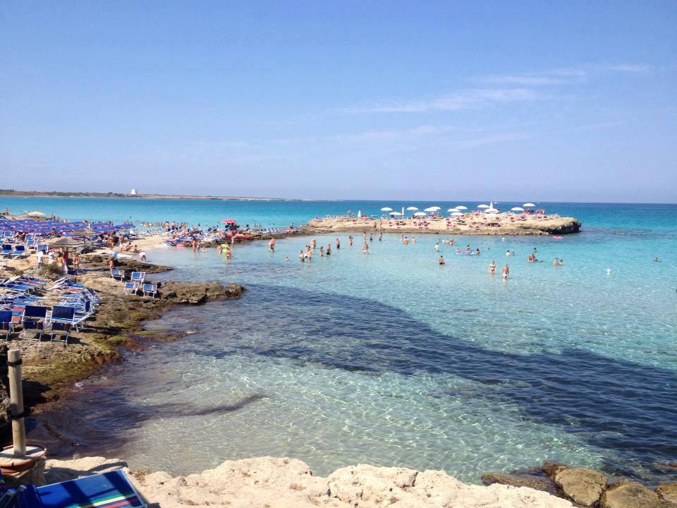 le migliori spiagge di gallipoli