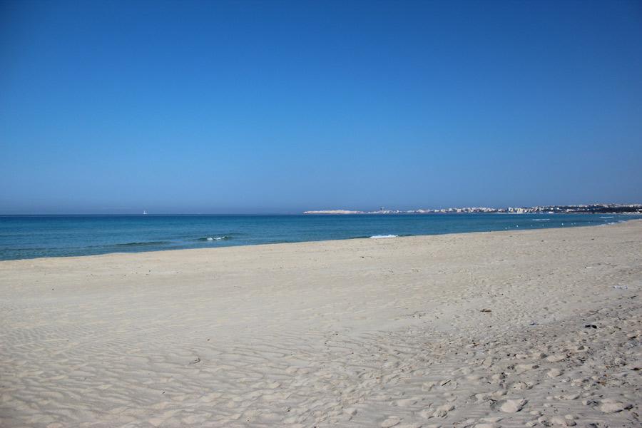 baia verde spiaggia